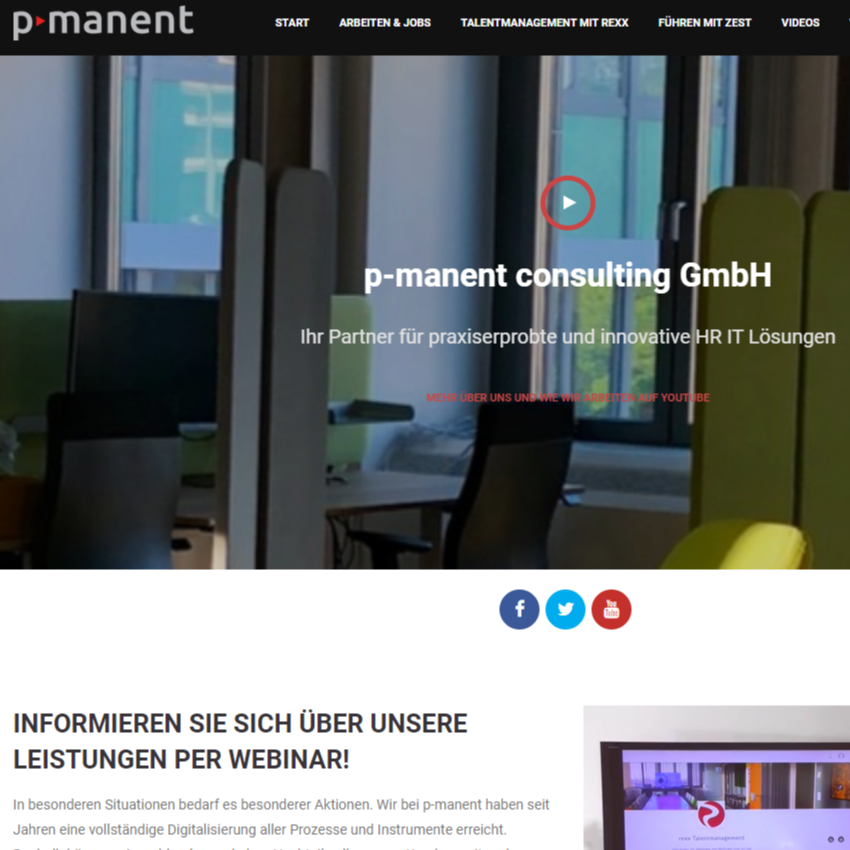 p-manent consulting GmbH